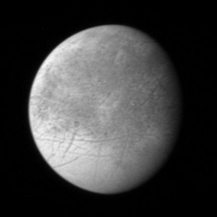 New Horizons sees Europa