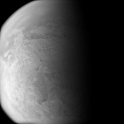 Titan Through the Haze