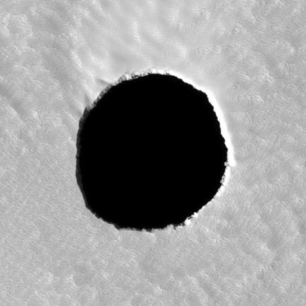 Mars Pit