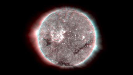 3-D Sun