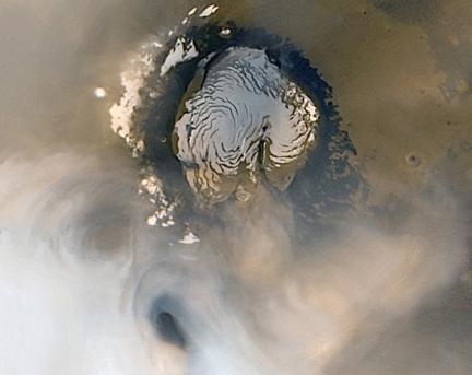 Martian Pole