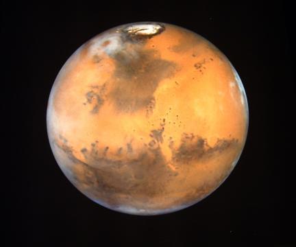 Hubble Mars