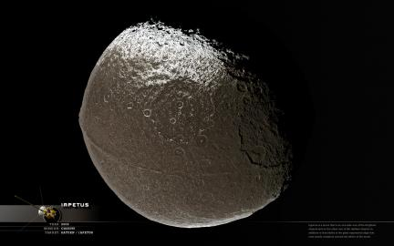 Wallpaper: Iapetus Portrait
