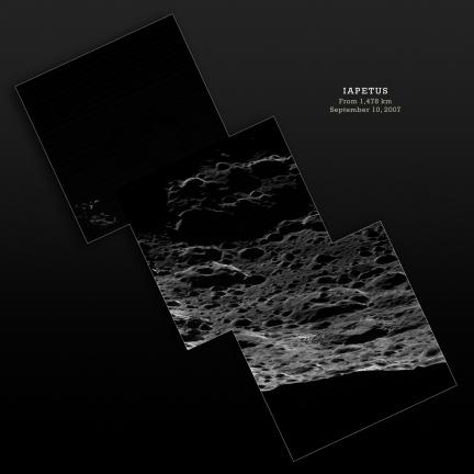 Iapetus From 1,478 km