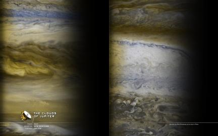 Wallpaper: Jupiter Clouds