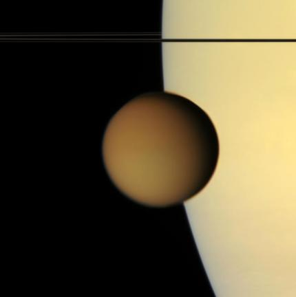 Titan on the Edge