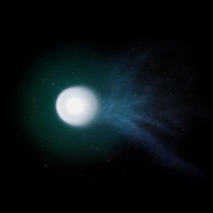 Comet Holmes November 4