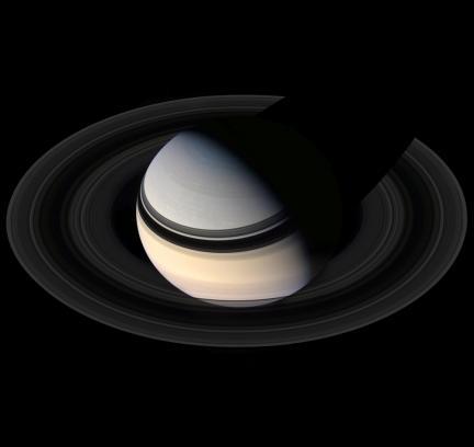Regan and Wanderingspace Saturn Portrait