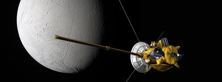 Cassini at Enceladus Aug 11, Oct 9 and Oct 31