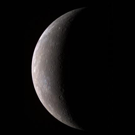 Messenger Mercury in Color