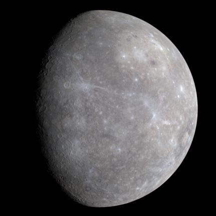 Mercury in Color II