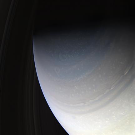 15 Year Winter on Saturn is Ending