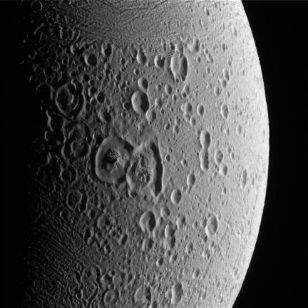Enceladus March 12, 2008
