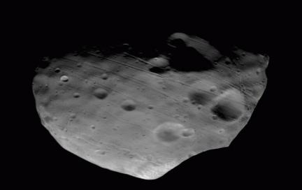 Phobos from Mars Express orbit 33