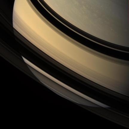 Saturn from the JPL official site, 031008