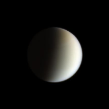 Titan on May 28, 2008
