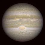 Jupiter From Mars