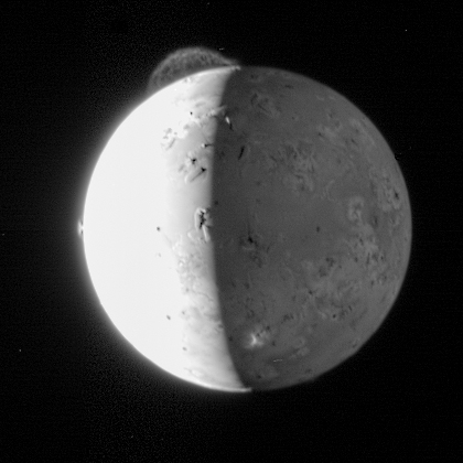 Io with Multiple Eruptions