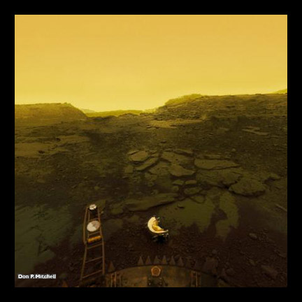 The Surface of Venus Revealed