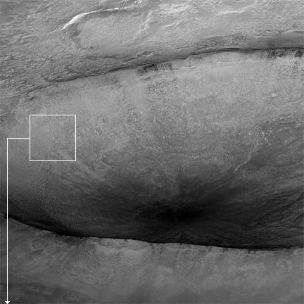 The Phoenix Landing Image in Zoom 1