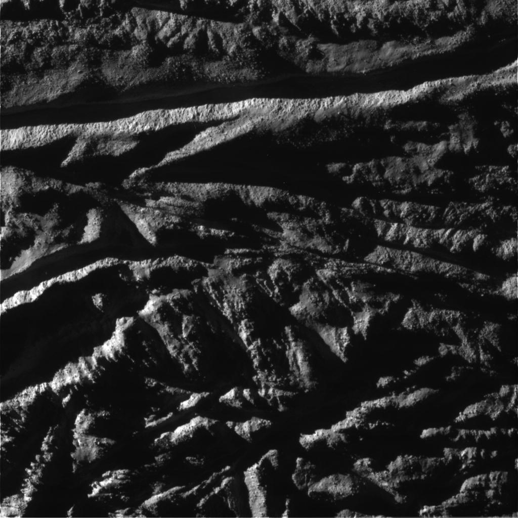 Enceladus from 1567 km