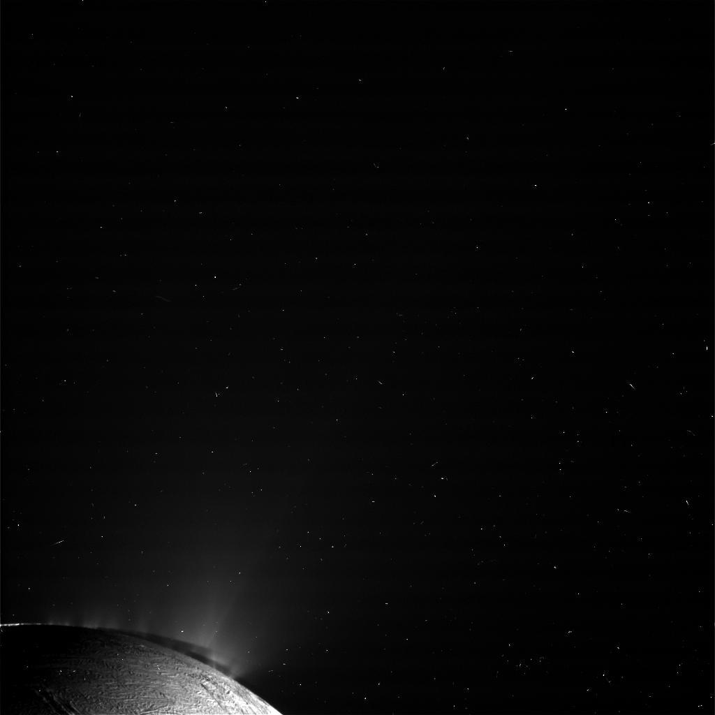 Enceladus in Jan 2011