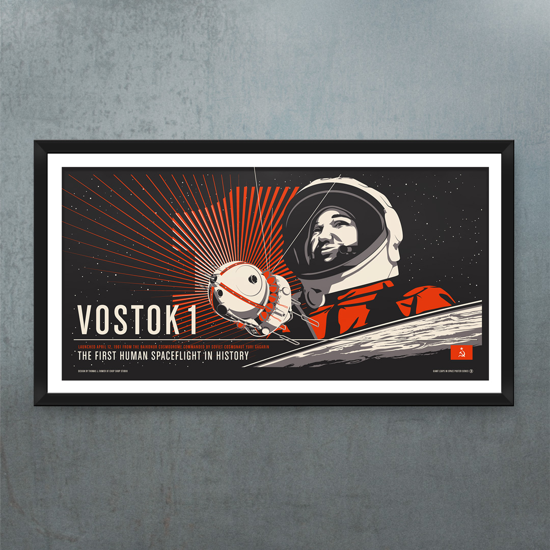 Poster for Vostok 1