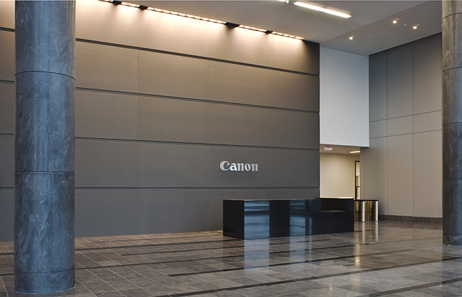 Canon headquarters
