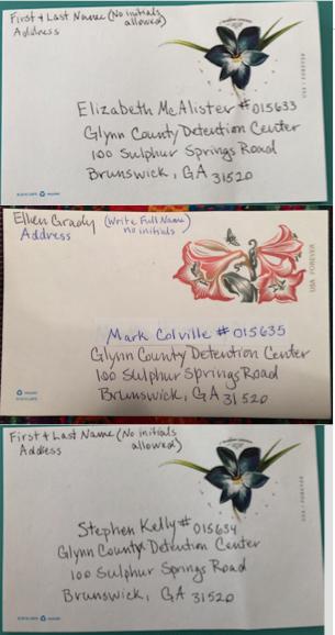 Sample Post Card