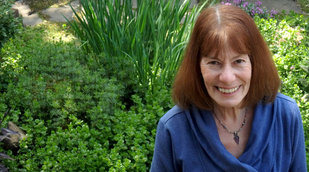 Like most Oregonians,Bettie puts upwith the rain because it makes everything green.A dozen shades ofgreen... - The good news, her neighbor once told her, is that everything grows. The bad news, she continued, is that everything grows.