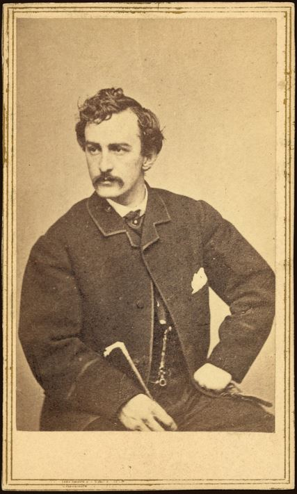 Vagaries of History - John Wilkes Booth: Oil Man