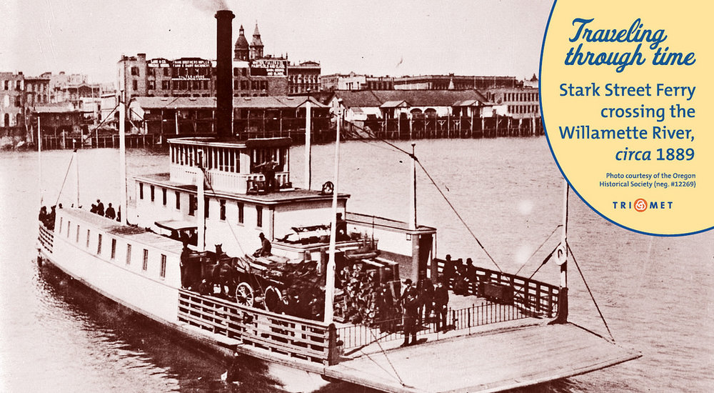 Ferry owners and operators were the bridge's fiercest opponents.  Photo courtesy of    Flickr.