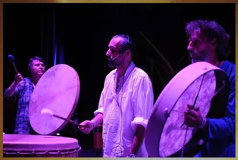 L'Ensemble UNISSONS au Festival des Bonnes Vibrations de Gérardmer (France), août 2015
