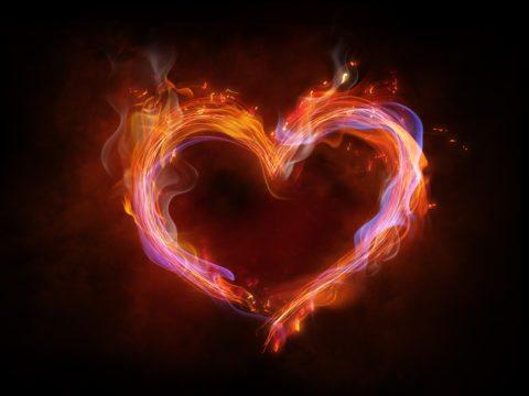 J'ouvre mon Coeur, je guéris & j'augmente mon Taux Vibratoire par la Reliance au Moi Divin -