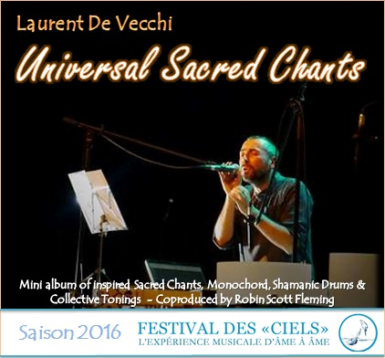 CD Laurent De Vecchi - Universal Sacred Chants - cover.jpg