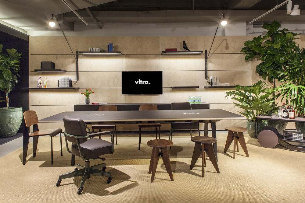 For The Vitra Showroom In Chicago We Explored The Evolution Of Tech Office  Design U2013 An Aesthetic We Call Silicon Valley Modern. Moving Beyond  Well Trodden ...