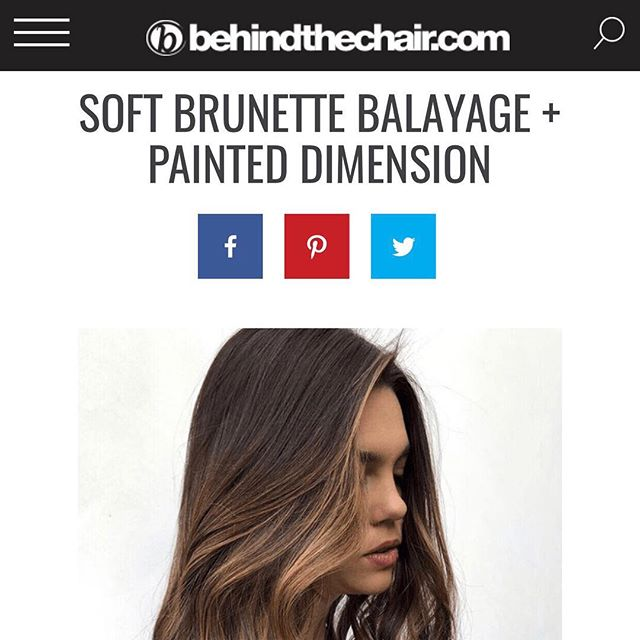 In case you missed it, go to behindthechair.com and search for ya girl, FARHANA ✨👩🏽 They've shared my technique, formulas, and entire process!! Thank you again for the feature, @behindthechair_com!! . . @behindthechair_com #thebtcteam @moroccanoilpro @moroccanoil #arganeveryday #moprofessional #moacademynyc #behindthechair
