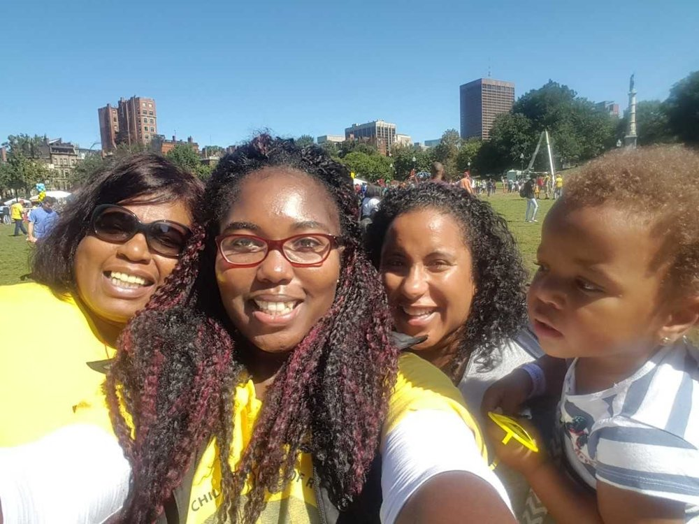 WE ARE AT IT AGAIN! JOIN US AND BE A WORLD RECORD HOLDER! - Support Children's Services of Roxbury in our continued work to bring peace of mind to thousands of families across Massachusetts.Join us on Saturday, October 20, 2018 – together we'll create the WORLD'S LARGEST PEACE SIGN on the Boston Common, securing a place in the Guinness Book of World Records! Learn more.Help us recruit 5000 people!Help us raise $300K to serve thousands of children and families across Massachusetts!