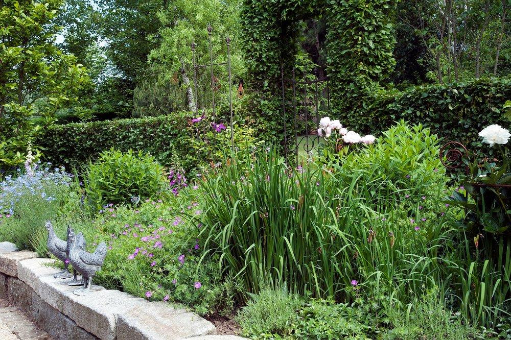 Fagus country garden estate home