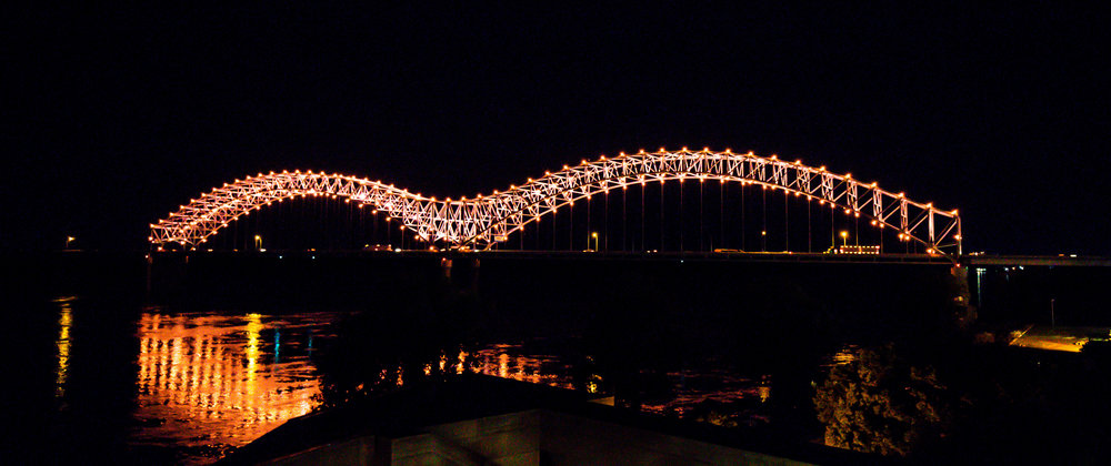sponsors - Mighty Lights is a privately funded effort to animate and beautify the Memphis riverfront. It would not be possible without the support of our sponsors.