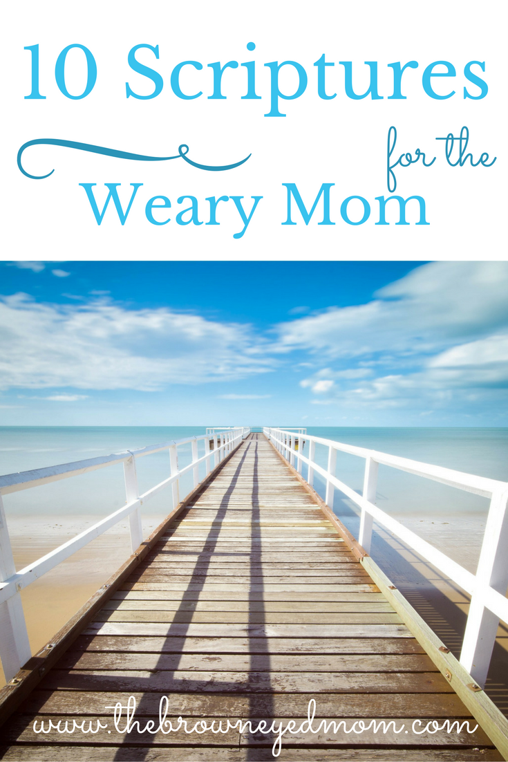 For The Weary Mom