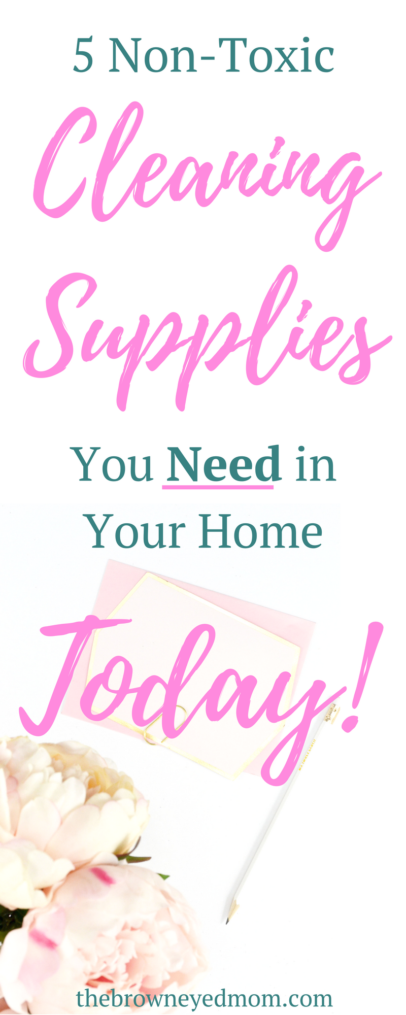 My 5 Favorite Non-Toxic Cleaning Supplies #Norwex #E-Cloth #PlantTherapy