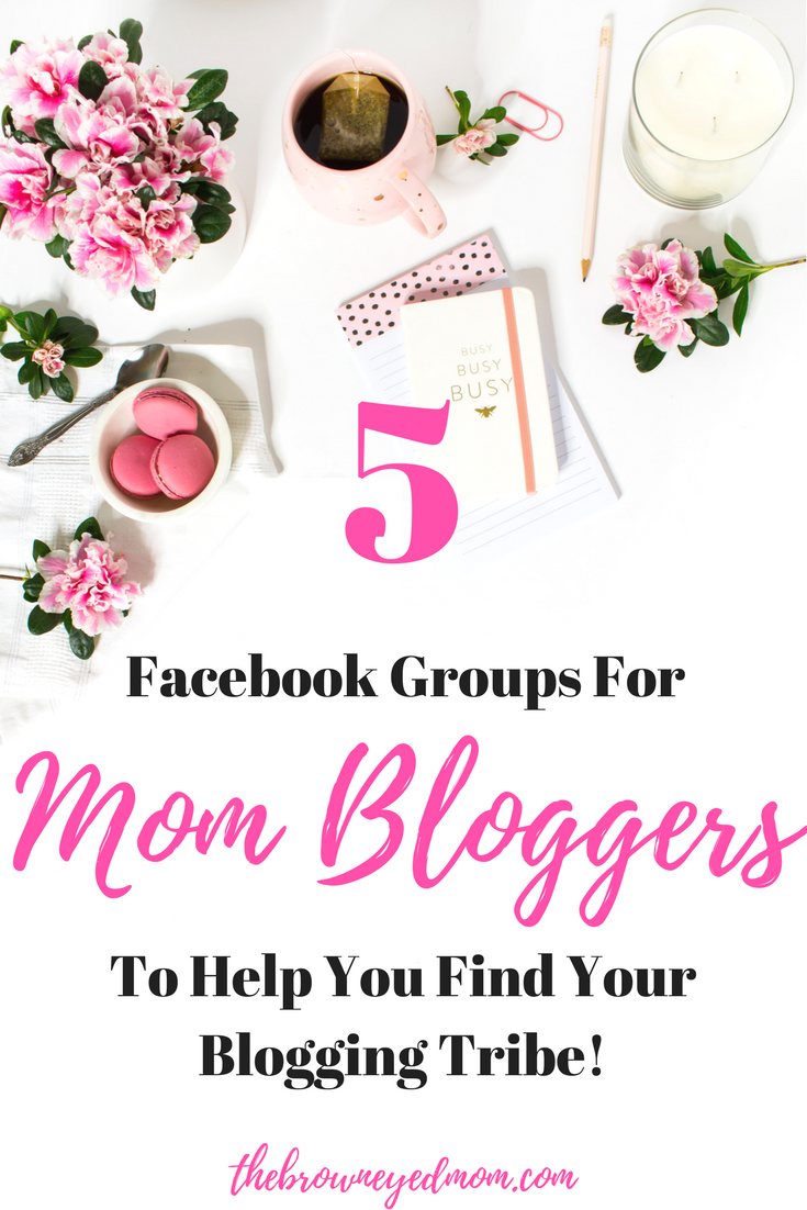 It's hard as mom bloggers to know what you're doing in the blogging world sometimes. There's so much noise out there as to what you need to do to be successful. Check out my 5 favorite Facebook groups for mom bloggers to find their tribes! #momblogger #facebookgroups #findyourtribe #mompreneur