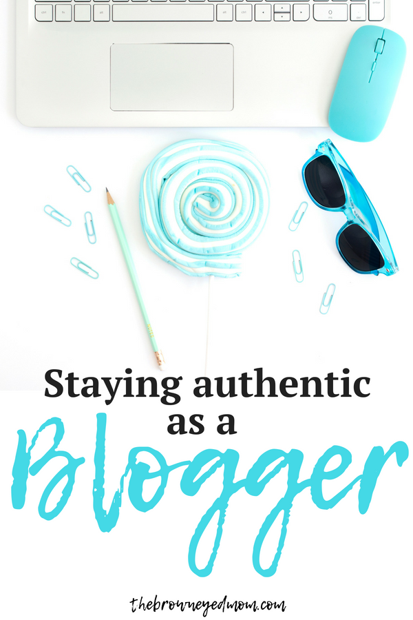 In the blogging world, it can be hard to stay focused on your original goals and not get caught up in trying to monetize. But what happens when you do? #blogging #blogger #momblog #mompreneur
