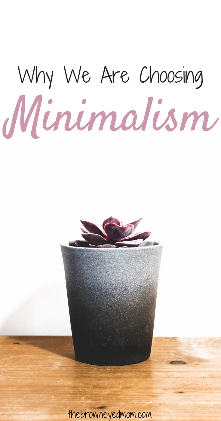 There's quite a buzz on the interwebs about minimalism. Living in a materialistic world, sometimes we don't understand why people would want to live with less. #minimalism #sahm #organization