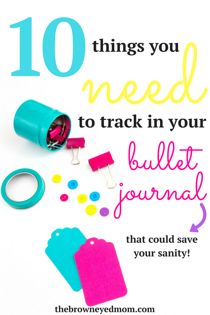 Do you habit track in your bullet journal? If you don't, you need to be! Habit trackers can help you visualize what is going on in your life and help you make those changes you desperately are looking for. #bulletjournal #bujo #selfcare #habittracker