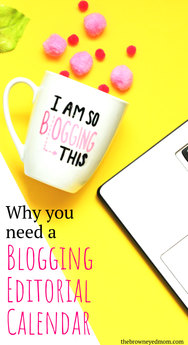 As a mom blogger, you have to plan your content and create goals for yourself to make the most of your blog. Having a blogging editorial calendar can not only keep you organized and enhance your productivity, but also help you reach your blogging goals and drive more traffic to your blog! #blogging #momblog #momblogger #editorialcalendar #bloggingeditorial calendar #organization #productivity #momboss