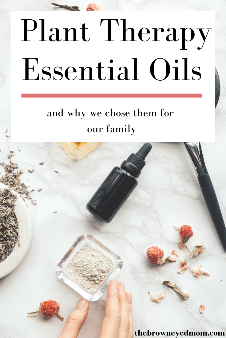 With so many essential oil companies out there, it's sometimes hard to find the best fit. Plant Therapy has been amazing for our family! #essentialoils #planttherapy #semicrunchymama