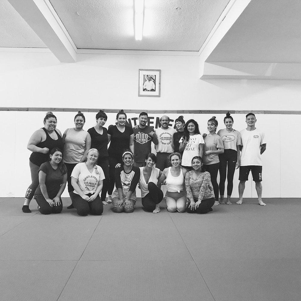 Self Defense - Workshops