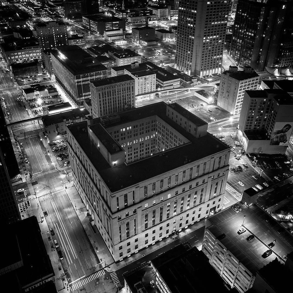 Theodore Levin Courthouse - Detroit, Michigan